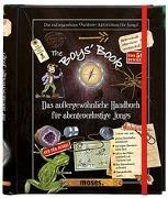 Cover-Bild zu The Boys' Book von Lecreux, Michèle