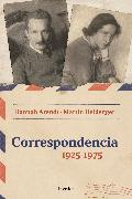 Cover-Bild zu Heidegger, Martin: Correspondencia 1925-1975 (eBook)