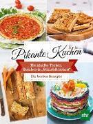 Cover-Bild zu Stocker Verlag (Hrsg.): Pikante Kuchen