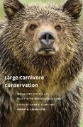 Cover-Bild zu Slocombe, D. Scott: Large Carnivore Conservation (eBook)