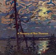 Cover-Bild zu Murray, Joan: A Treasury of Tom Thomson