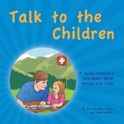 Cover-Bild zu Gehring, Vreni: Talk to the Children (eBook)