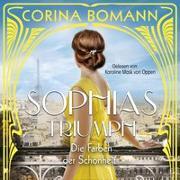 Cover-Bild zu Bomann, Corina: Die Farben der Schönheit - Sophias Triumph (Sophia 3)