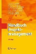 Cover-Bild zu Handbuch Projektmanagement (eBook) von Lippmann, Robert