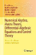 Cover-Bild zu Numerical Algebra, Matrix Theory, Differential-Algebraic Equations and Control Theory (eBook) von Benner, Peter (Hrsg.)