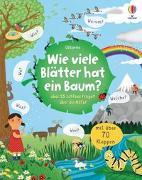 Cover-Bild zu Daynes, Katie: Wie viele Blätter hat ein Baum?