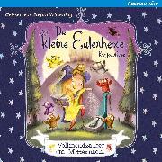 Cover-Bild zu Die kleine Eulenhexe (2) Vollmondzauber um Mitternacht (Audio Download) von Alves, Katja