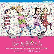 Cover-Bild zu Vier Freundinnen und ein Abenteuer auf acht Pfoten (Audio Download) von Alves, Katja