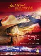 Cover-Bild zu Hansen, Valerie: Danger Within (Mills & Boon Love Inspired) (Faith at the Crossroads, Book 2) (eBook)