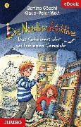 Cover-Bild zu Wolf, Klaus-Peter: Die Nordseedetektive. Das Geheimnis der gestohlenen Gemälde (eBook)