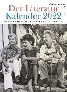 Cover-Bild zu Raabe, Elisabeth (Hrsg.): Der Literatur Kalender 2022