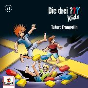Cover-Bild zu Blank, Ulf: Tatort Trampolin