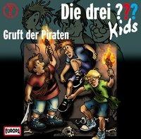 Cover-Bild zu Blanck, Ulf: Gruft der Piraten