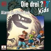 Cover-Bild zu Pfeiffer, Boris: Alarm im Dino-Park