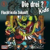 Cover-Bild zu Blanck, Ulf: Flucht in die Zukunft