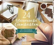 Cover-Bild zu 24 literarische Geschichten