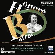 Cover-Bild zu Die große Hörspiel-Edition von Balzac, Honoré de