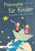 Cover-Bild zu Knop, Julia: Philosophie für Kinder