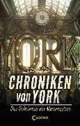 Cover-Bild zu Chroniken von York - Das Geheimnis der Morningstars von Ruby, Laura