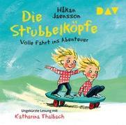 Cover-Bild zu Die Strubbelköpfe - Volle Fahrt ins Abenteuer von Jaensson, Håkan