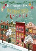 Cover-Bild zu Die Vanderbeekers retten Weihnachten von Glaser, Karina Yan