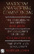 Cover-Bild zu Marx, Karl: Marxism. Anarchism. Communism (eBook)