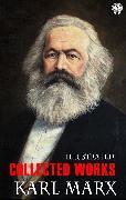 Cover-Bild zu Marx, Karl: Karl Marx. Collected works (Illustrated) (eBook)
