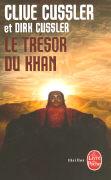 Cover-Bild zu Le Trésor de Khan von Cussler, Clive