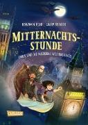 Cover-Bild zu Read, Benjamin: Mitternachtsstunde 3: Emily und die magische Weltengrenze (eBook)