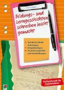 Cover-Bild zu Textwerkstatt für Erzieher und Erzieherinnen: Bildungs- und Lerngeschichten schreiben leicht gemacht von Wagner, Yvonne