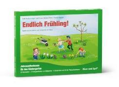 Cover-Bild zu Endlich Frühling! von Beger, Ruth-Barbara