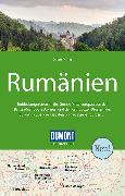 Cover-Bild zu Mihai, Silviu: DuMont Reise-Handbuch Reiseführer Rumänien. 1:930'000