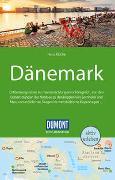 Cover-Bild zu Klüche, Hans: DuMont Reise-Handbuch Reiseführer Dänemark. 1:450'000