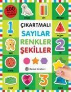 Cover-Bild zu Kolektif: Cikartmali Sayilar Renkler Sekiller