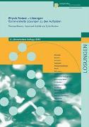 Cover-Bild zu Physik-Trainer - Lösungen