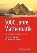 Cover-Bild zu 6000 Jahre Mathematik