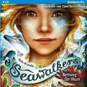 Cover-Bild zu Brandis, Katja: Seawalkers (2). Rettung für Shari