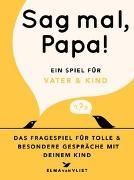 Cover-Bild zu Vliet, Elma van: Sag mal, Papa!