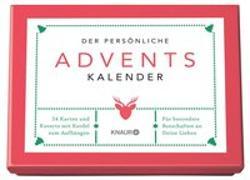 Cover-Bild zu Vliet, Elma van: Elma van Vliet Der persönliche Adventskalender
