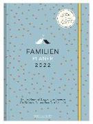 Cover-Bild zu Vliet, Elma van: Elma van Vliet Familienplaner 2022