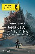 Cover-Bild zu Mortal Engines - Die verlorene Stadt