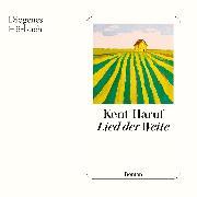 Cover-Bild zu Haruf, Kent: Lied der Weite (Audio Download)