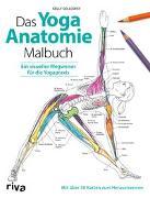 Cover-Bild zu Das Yoga-Anatomie-Malbuch von Solloway, Kelly