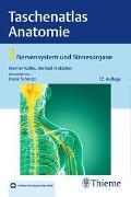 Cover-Bild zu Taschenatlas Anatomie, Band 3: Nervensystem und Sinnesorgane von Kahle, Werner