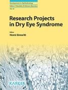 Cover-Bild zu Research Projects in Dry Eye Syndrome von Brewitt, Horst (Hrsg.)