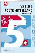 Cover-Bild zu La Suisse à vélo volume 5