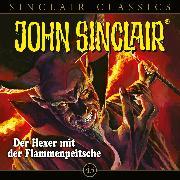Cover-Bild zu Dark, Jason: John Sinclair, Classics, Folge 43: Der Hexer mit der Flammenpeitsche (Audio Download)