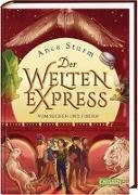 Cover-Bild zu Vom Suchen und Finden (Der Welten-Express 3) von Sturm, Anca