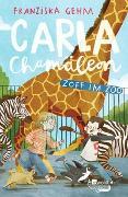 Cover-Bild zu Carla Chamäleon: Zoff im Zoo von Gehm, Franziska