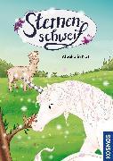 Cover-Bild zu Sternenschweif, 68, Alpaka in Not von Chapman, Linda